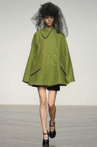John Rocha Green Coat