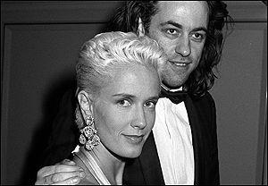 Paula Yates & Bob Geldof