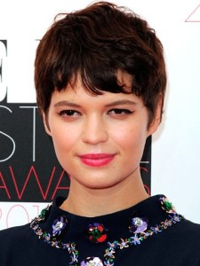 Pixie-Geldof- Elle Fashion awards